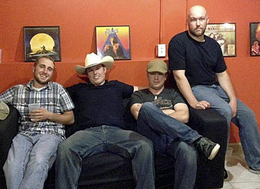 During Valley Mall's school Dayz Mall Bash, Alex Hilton Band, shown, plays country music at 7:30 p.m. Friday, Aug. 16, and Pocket Deep performs at 7:30 p.m. Saturday, Aug. 17.