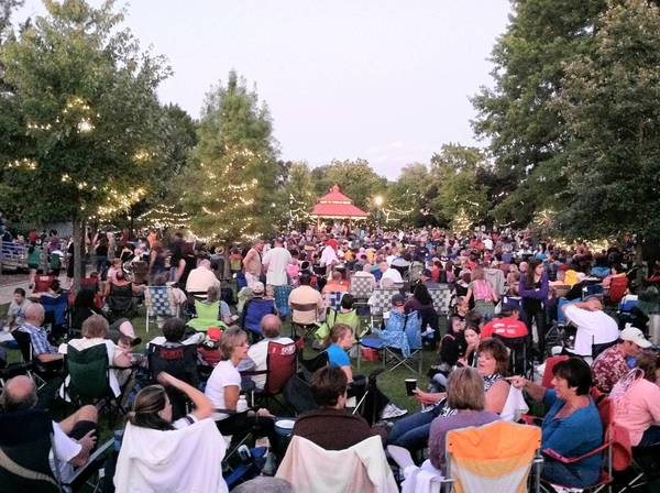 The finale of the summer concert series in Oak Lawn will be Sunday, Aug. 18. (Photo courtesy of Village of Oak Lawn)