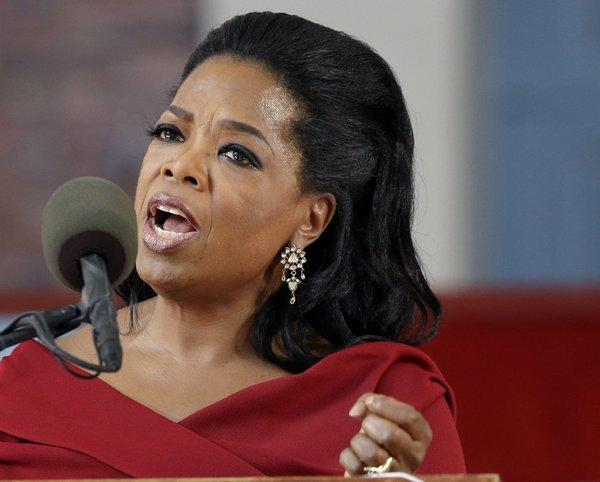Recognize this person? A new study explores the link between early-onset dementia and the ability to recognize and name famous faces, such as Oprah Winfrey's.