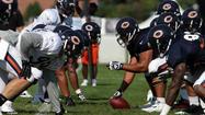 Photo gallery: Bears training camp