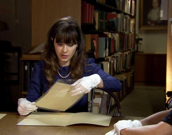 "The family tree of Zooey Deschanel is explored on ""Who Do You Think You Are?"" on TLC."