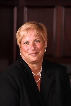 Deerfield plan commsissioner Mary Meirose Oppenheim