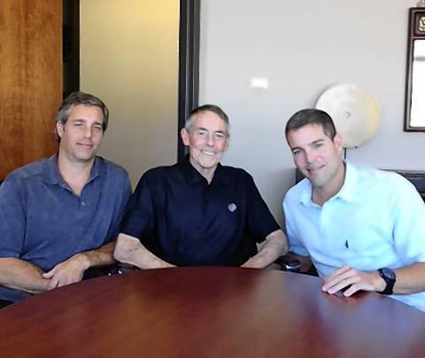 Danny, Nate and Steve Shapiro