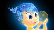 Pixar reveals risky film 'Inside Out,' set in a girl's brain