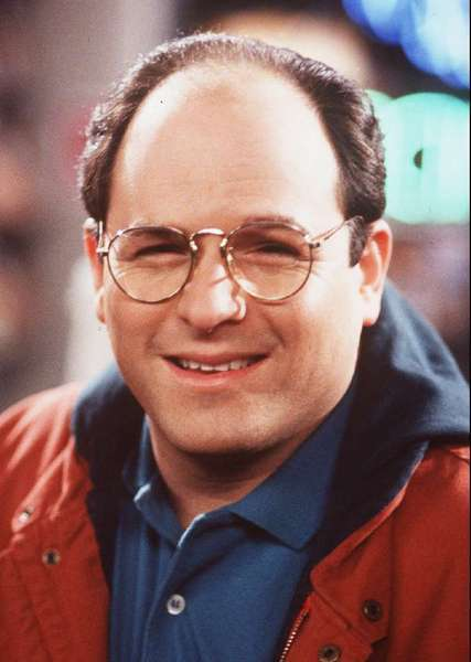 "On the TV show ""Seinfeld,"" George Costanza (played by Jason Alexander) wanted to name his baby Seven."
