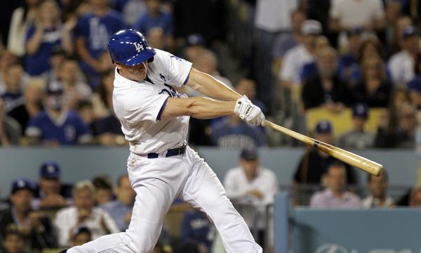 Dodgers second baseman Mark Ellis certainly has done his part in maintaining the team's recent offensive surge.