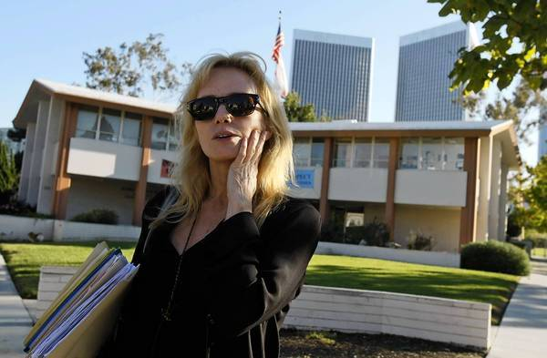 Actress Rebecca De Mornay said that at an orientation meeting for parents of incoming ninth-graders last year, the Beverly Hills High School principal spoke about how beneficial the sports academy was for students.