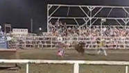 Rodeo clown's Obama stunt at Missouri State Fair