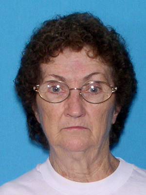 Mary Goodman Brant, 76, of Chipley was last seen in the 700 block of Harrison Avenue in Panama City, according to the so-called Silver Alert.