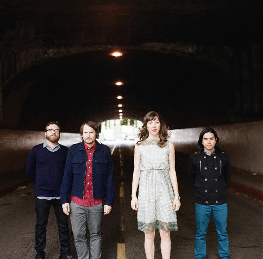 Silversun Pickups will play at the East Coast Surfing Championships