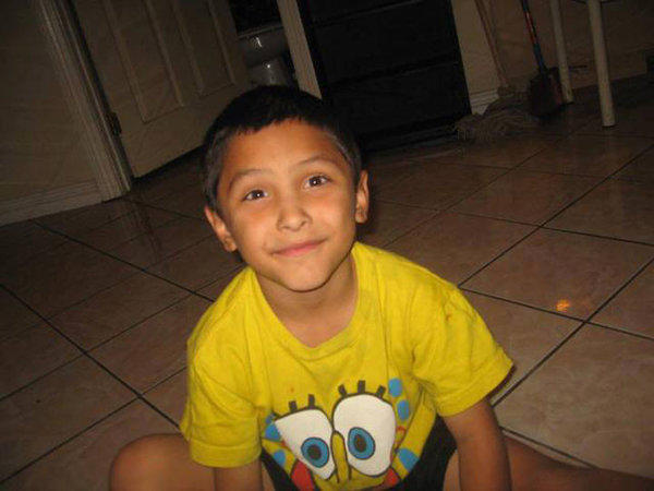 Gabriel Fernandez, the 8-year-old Palmdale boy who was allegedly murdered by his mother and her boyfriend, in an undated family photograph.