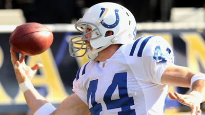 Ravens make it official, sign Dallas Clark, cut Gary Walker