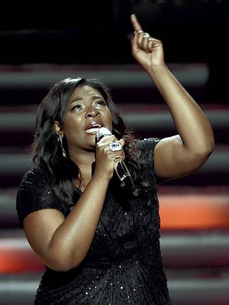 """American Idol"" Season 12 winner Candice Glover performs Saturday at Mohegan as part of the American Idol Live! tour."