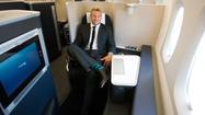 Inside British Airways' Airbus A380 jumbo jet