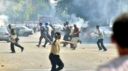 Egyptian police clash anew with Morsi supporters