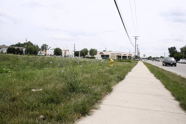 Construction on a proposed housing development at 3235 Milwaukee Ave. in Glenview has been put off several times because of the recession.