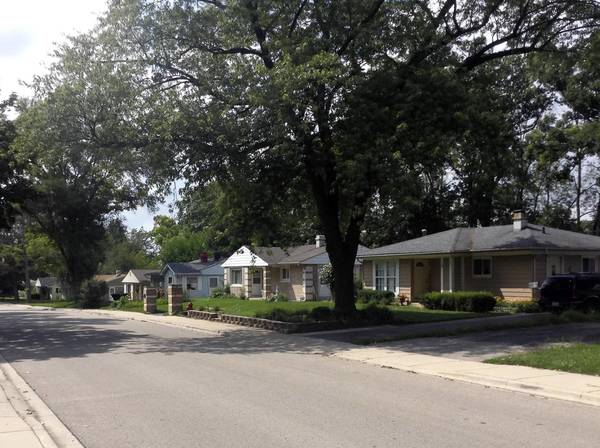 Most homes in Carpentersville are part of a housing development known as Meadowdale. The neighborhood will likely benefit from the latest phase of the Chicago Metropolitan Agency for Planning's Homes for a Changing Region Study, according to village officials.