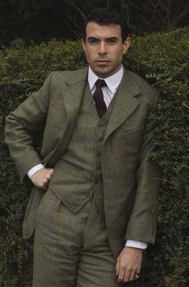 'Downton Abbey' Season 4 photos: Tom Cullen as Lord Gillingham.