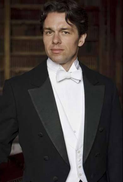 'Downton Abbey' Season 4 photos: Julian Ovenden as Charles Blake.