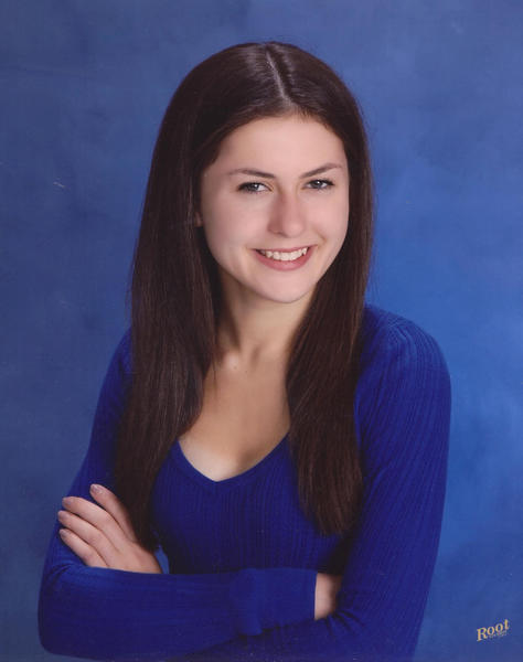 Maine East cross country athlete Alex Plezia developed a love of running from her father.