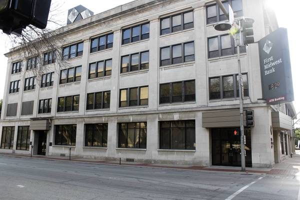 Will County Board members on Aug. 15 are expected to vote on a proposal to address space needs at various county buildings. The proposal includes the purchase of the First Midwest Bank building which would temporarily house county offices and could eventually be used for the development of a new courthouse.