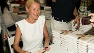 Gwyneth Paltrow annoys fellow author at book signing event
