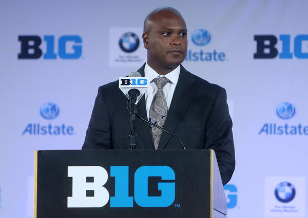 New Purdue head coach Darrell Hazell is trying to instill a winning attitude with the Boilermakers.