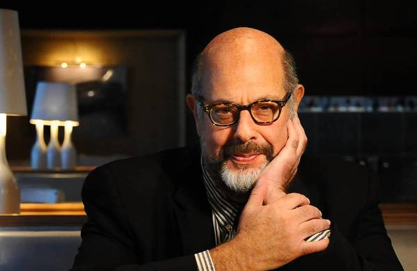 "Actor Fred Melamed stars in a new movie ""In a World..."""