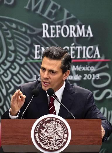 Enrique Peña Nieto announced his energy reform proposal on August 12th (Image courtesy of trbimg.com)