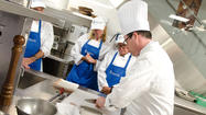 Las Vegas: Amateur chefs can learn Italian cooking, sushi making, more
