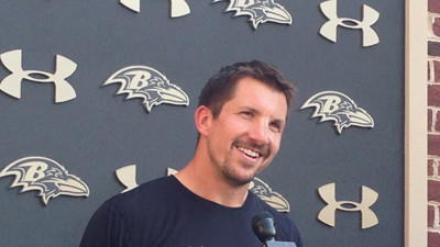 Dallas Clark finds right opportunity with the Ravens