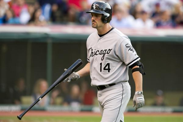Paul Konerko was put on waivers Tuesday by the White Sox.