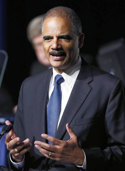 U.S. Attorney General Eric Holder announced during the America Bar Association meeting Monday in San Francisco plans for major changes in the sentencing of certain drug-related crimes in an effort to reduce overcrowding in the nation's prisons.