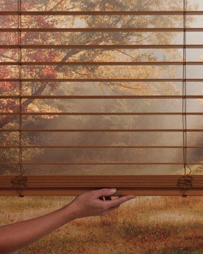 How To Buy Faux Wood Blinds Chicago Tribune
