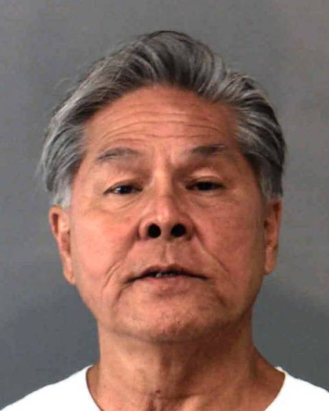 Marcelo Co, 64, was taken into custody after the Riverside County district attorney's office filed eight felony counts against him, including grand theft, fraud and making a false claim.