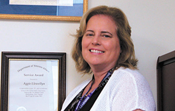 Agnes Llewellyn received a doctorate of educational leadership in May from the University of Phoenix.