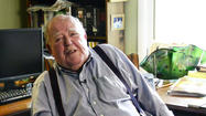 Jack Germond recalls his days at The Sun (File Video)