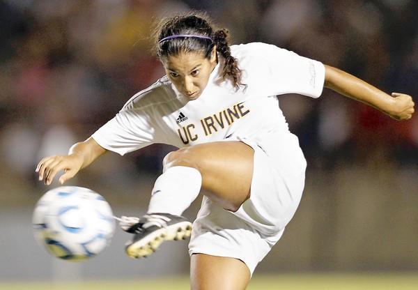 Zoyah Farzeneh, a senior tri-captain at UC Irvine, will help the Anteaters attempt to regain Big West Conference supremacy in 2013.
