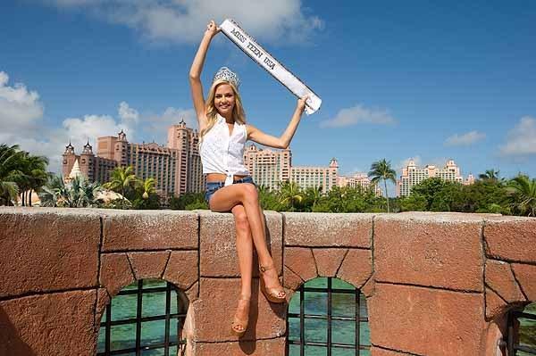 Road to Miss Teen USA 2014 - August 2nd, Nassau, Bahamas 600x399