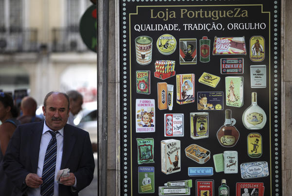 Portugal's economy grew by 1.1% in the second quarter despite continuing high unemployment.