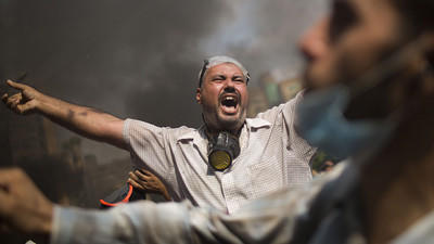 Egyptian security forces clear pro-Morsi protests - Emotion