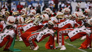Pictures: Florida A&M Marching 100 band