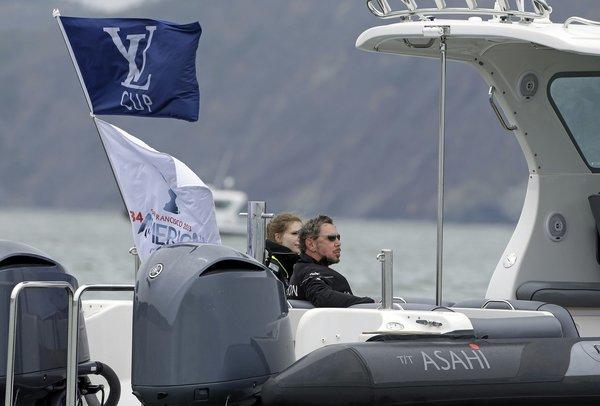 Oracle Chief Executive Larry Ellison says he has attempted to make the America's Cup race more modern and exciting.