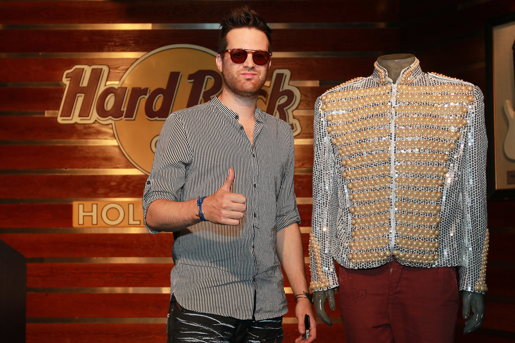 Celeb-spotting around South Florida - Mayer Hawthorne