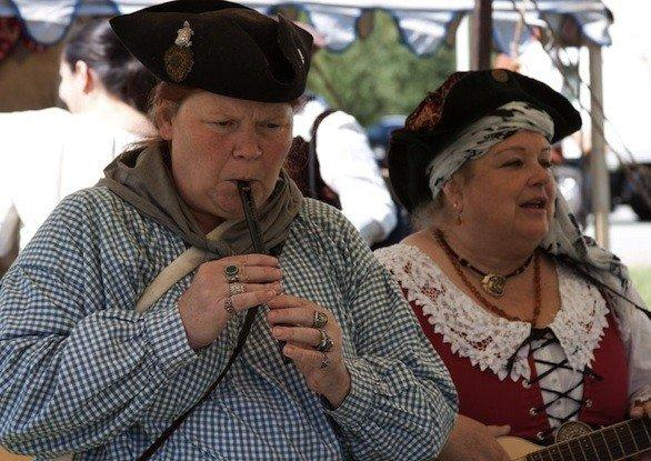 The Mariners' Museum in Newport News, Va., hopes to round up enough pirates and wenches for the largest pirate gathering in the world on Sept. 21.