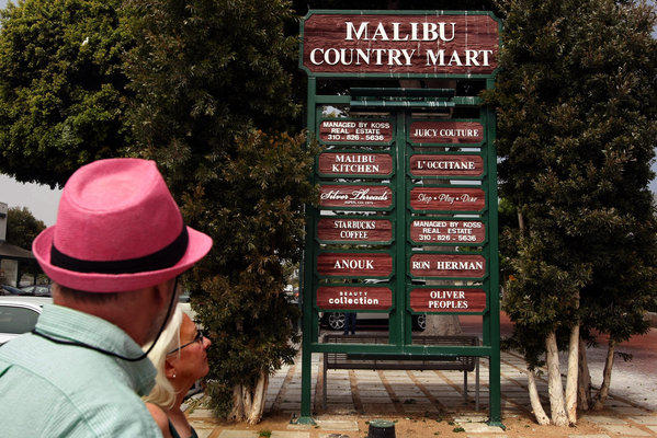 Urban Outfitters is set to join the roster of shops at Malibu Country Mart this week.