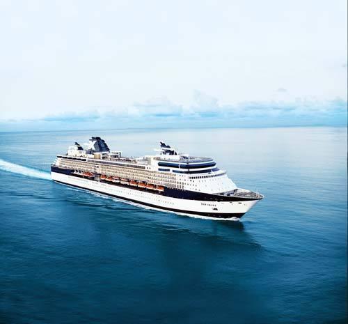 Rough seas for British Isles Cruise? - Celebrity Cruises ...