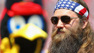 'Duck Dynasty' star Willie Robertson responds to Congress rumors