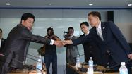 North and South Korea agree to reopen industrial complex