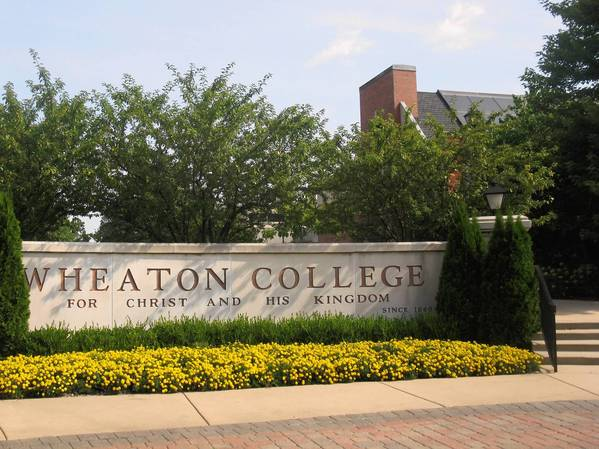 Wheaton College snagged 13 spots on the Princeton Review's college rankings, released earlier this month.